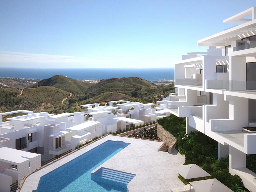Palo Alto Apartments New Developments Marbella - New ...