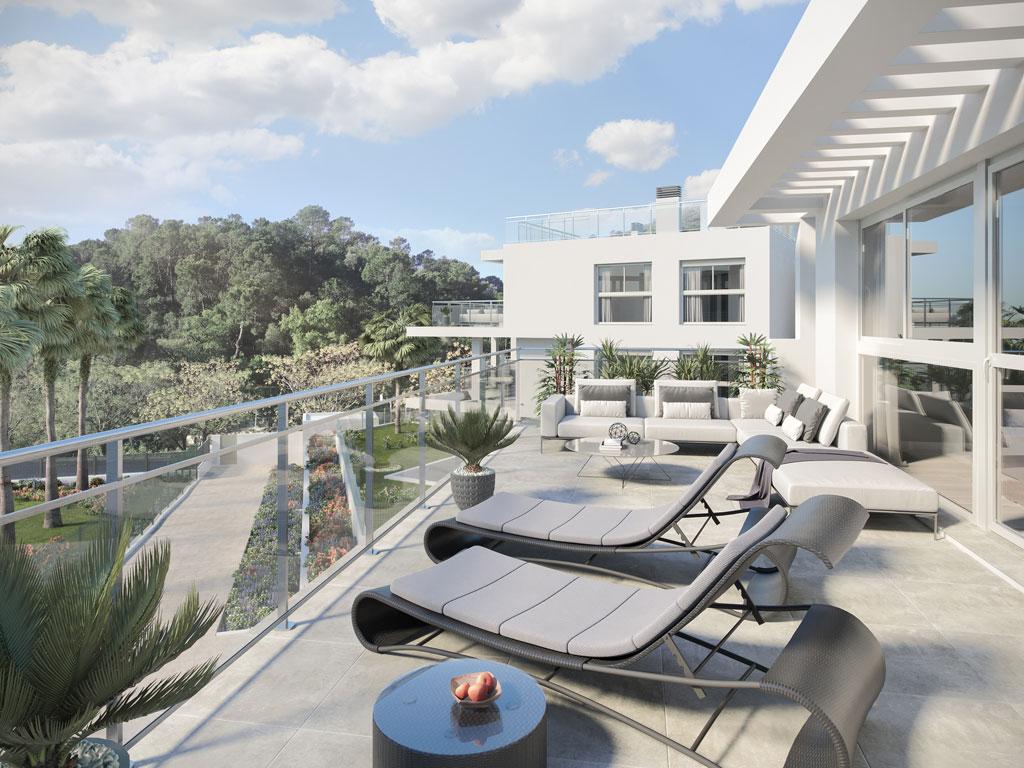 appartements modernes benahav s new developments costa del sol inmobillium. Black Bedroom Furniture Sets. Home Design Ideas