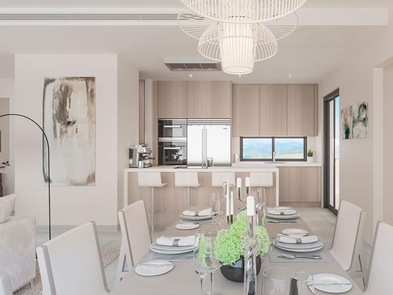 appartements new developments costa del sol inmobillium. Black Bedroom Furniture Sets. Home Design Ideas