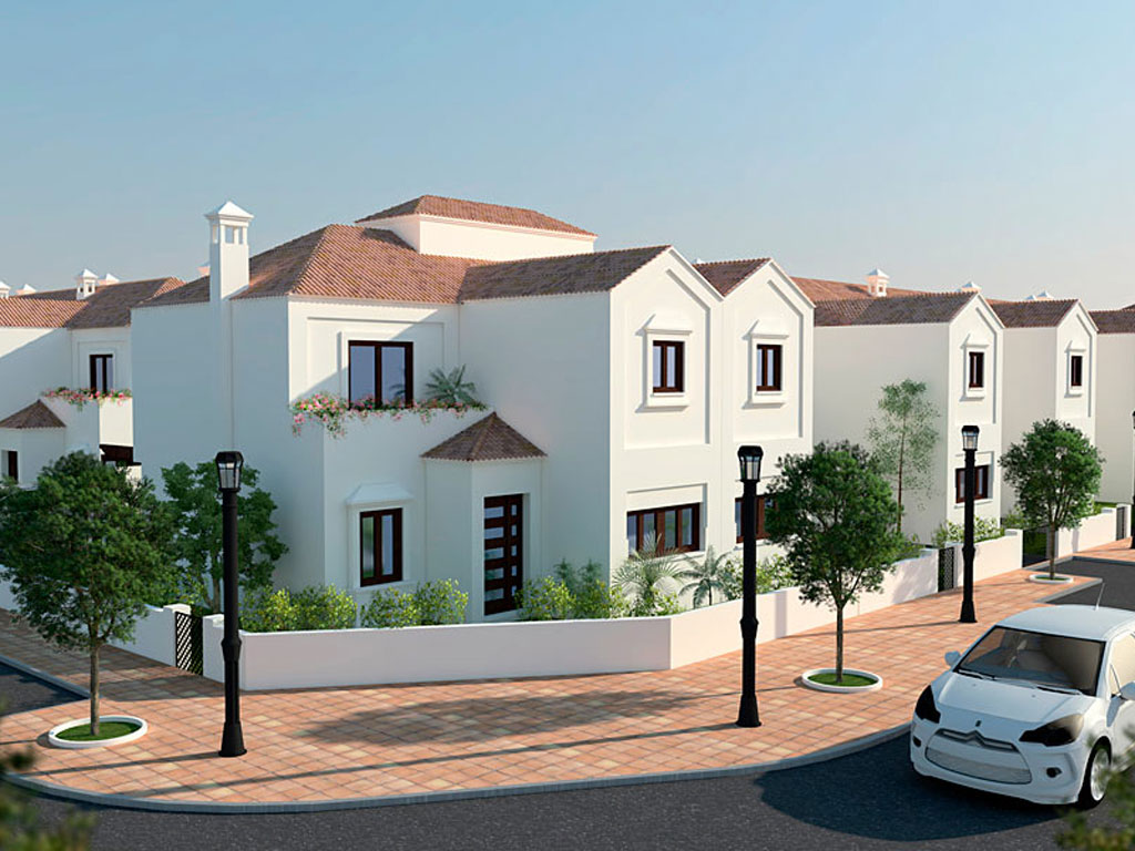 New Build Townhouses in Mijas