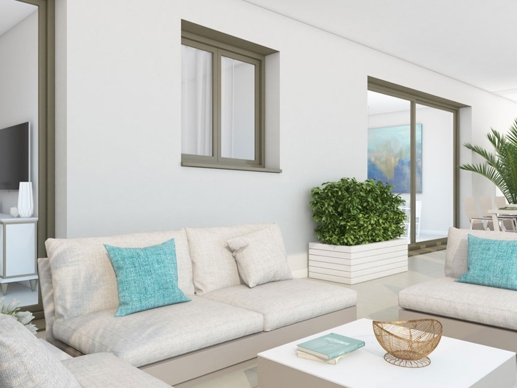 New Build Apartments in Benalmadena