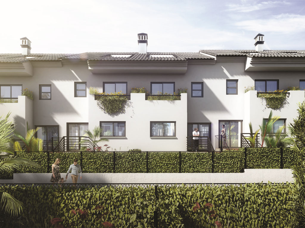 New Build Townhouses in Feungirola