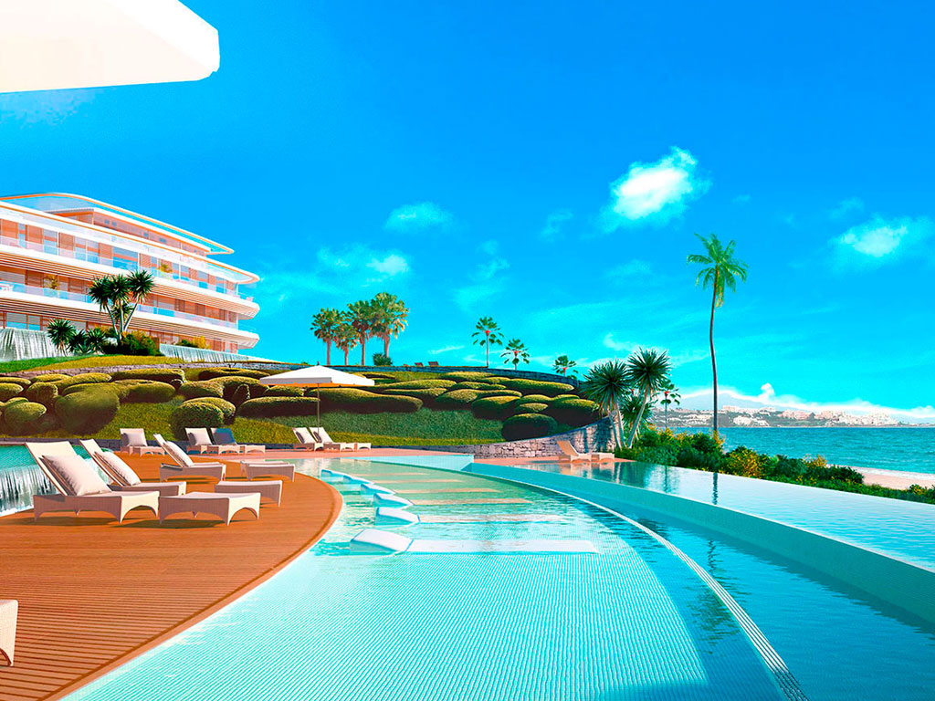 New Build Apartments & Penthouses in Estapona