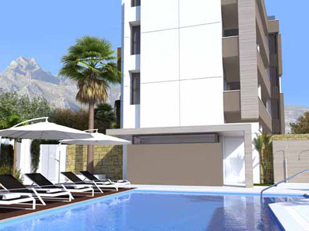 New apartments and penthouses for sale in Puerto Banus