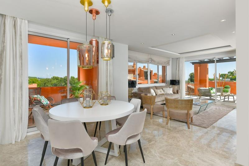 Apartments With Terraces that Will Allow You To Enjoy A Unique Location In Marbella