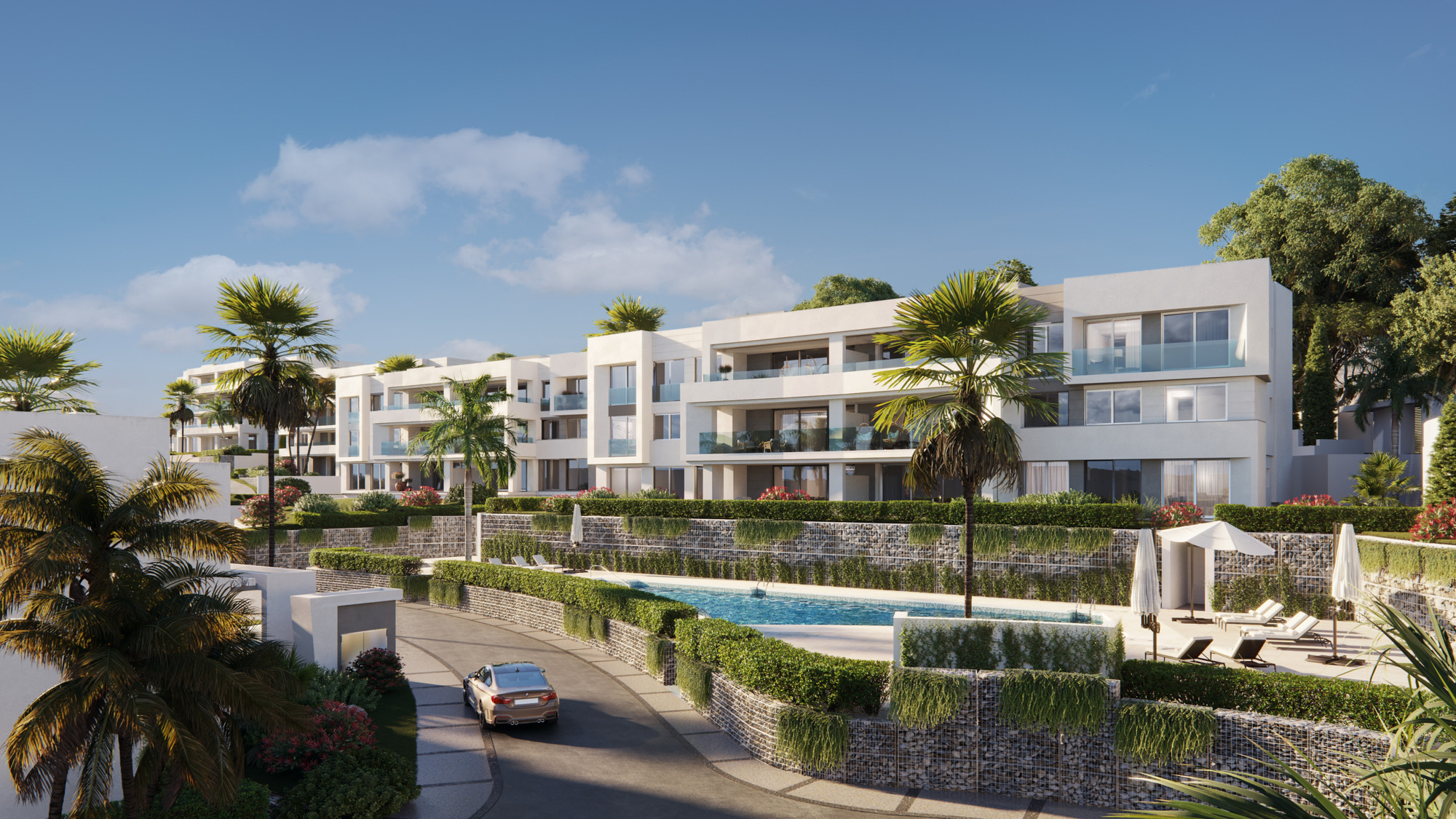 Spectacular apartments surrounded by Santa Clara's Golf course, Soul Marbella