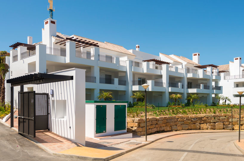 New Apartments in East Marbella
