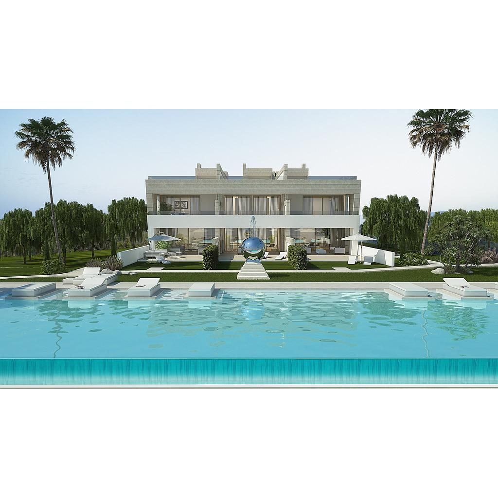 Luxurious apartments Sierra Blanca Marbella