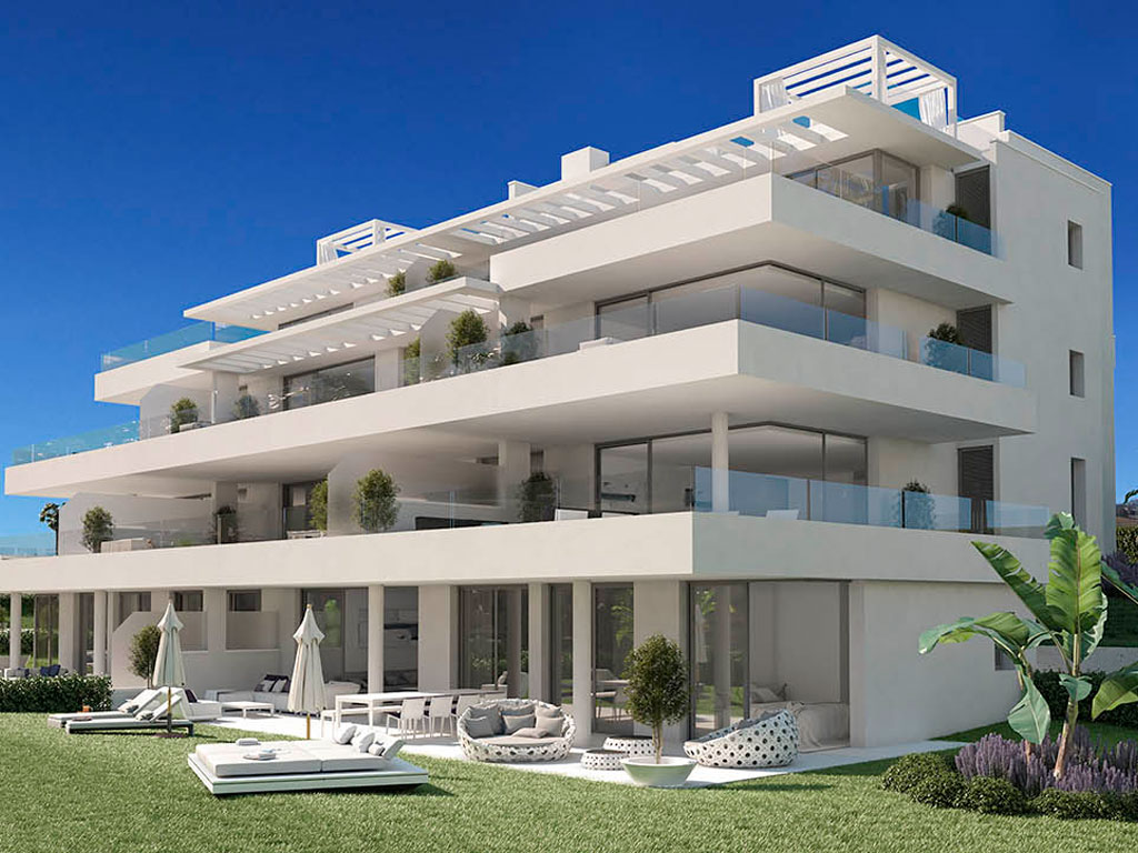 Luxury apartments and penthouses in Atalaya Alta