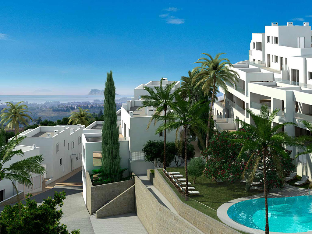 Idyllic Apartments in Marbella East