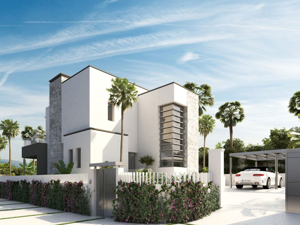Exclusive villas in the heart of the Golf Valley
