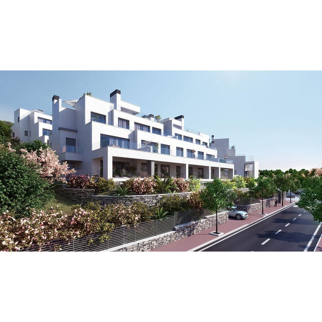 Marbella Apartments with Sustainable Energy Certification