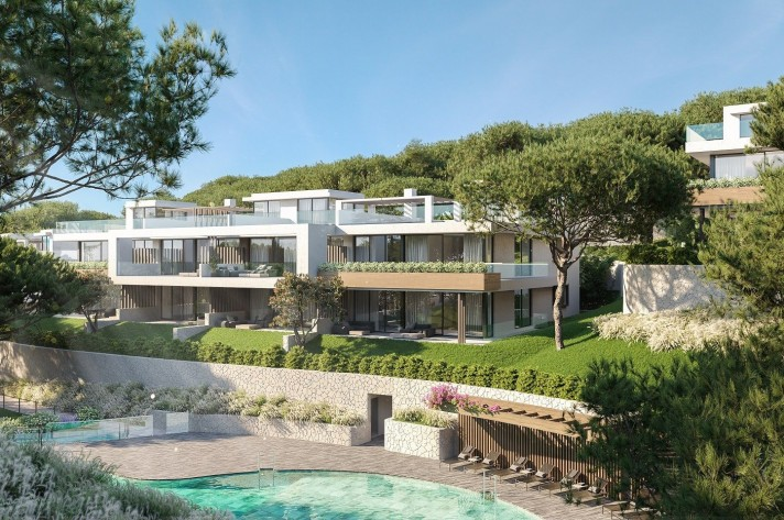 Luxury Apartments & Penthouses in the Pine Trees of Cabopino