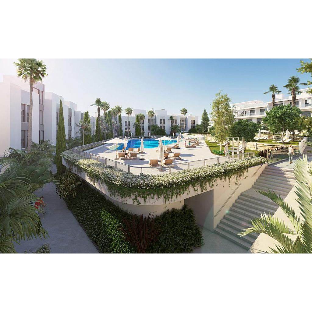 Luxury apartments and penthouses on the New Golden Mile in Estepona