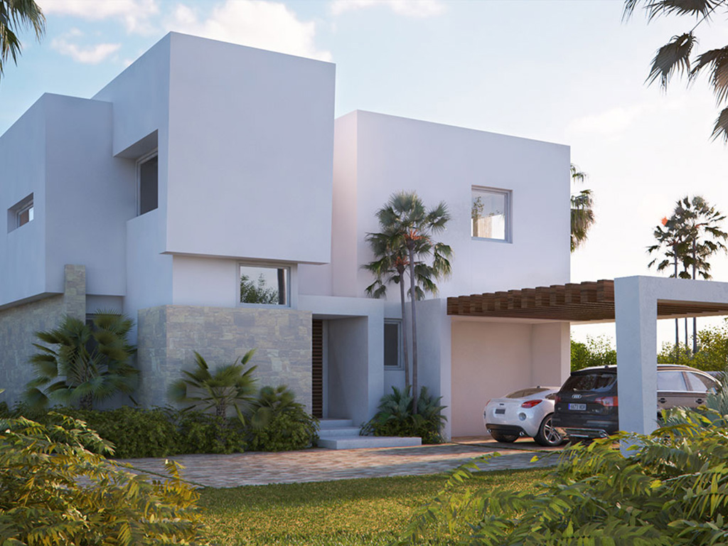 New Build Villas in Marbella