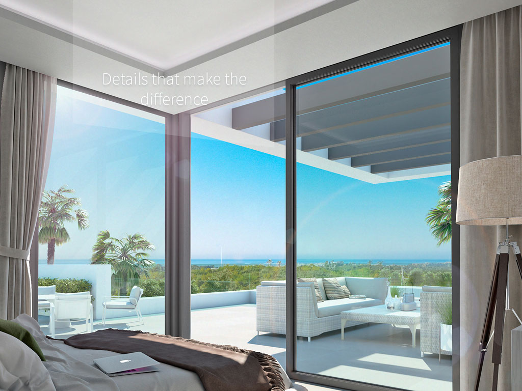 New Build Apartments & Penthouses in Cancelada