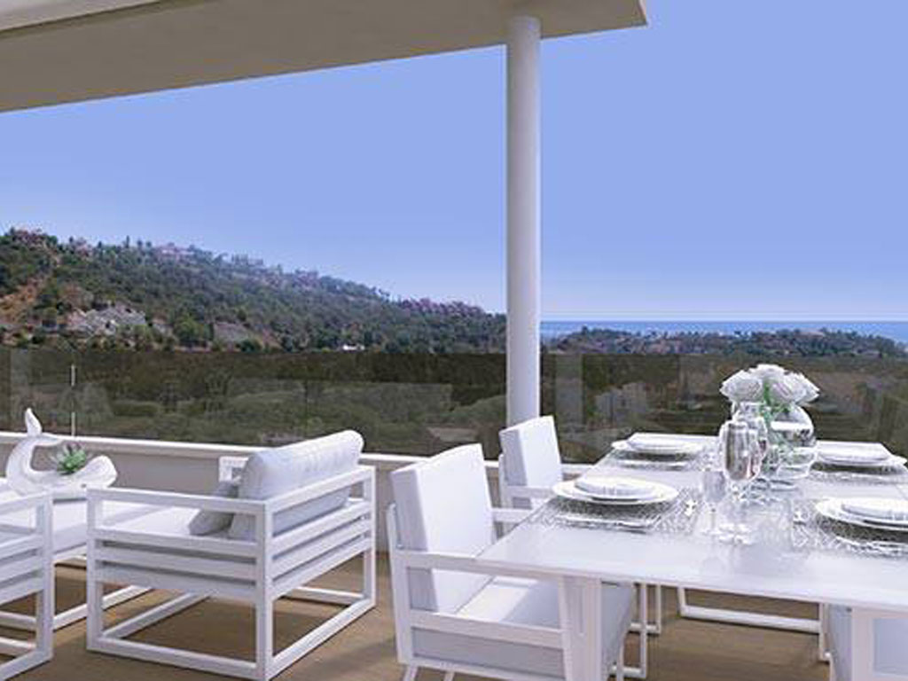 New Build Apartments & Penthouses in Benahavis