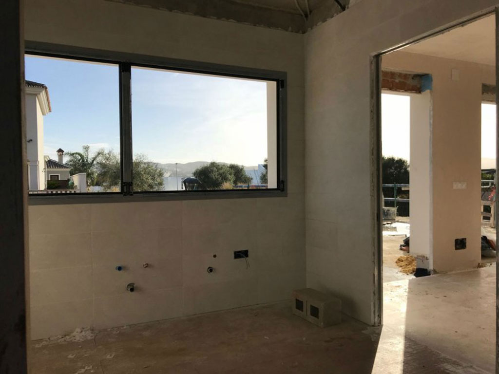 New Modern Villas in Mijas