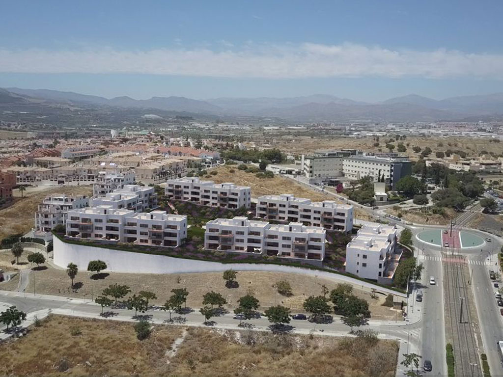 Modern apartments in Torre del Mar