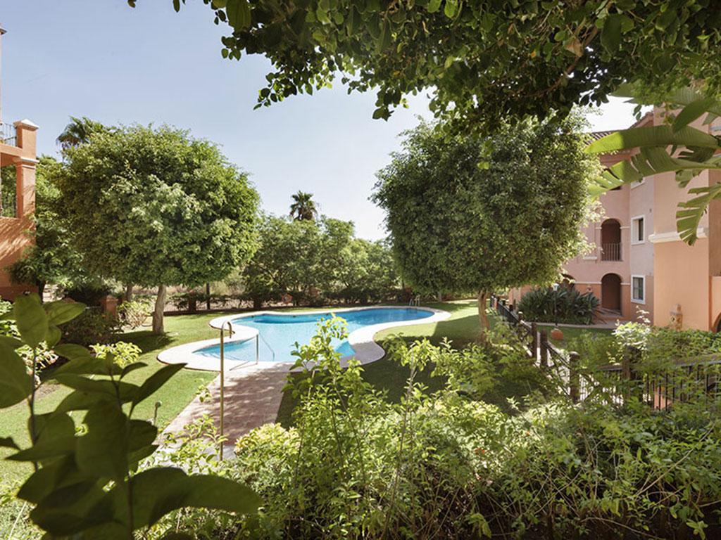 Apartments in Benahavis