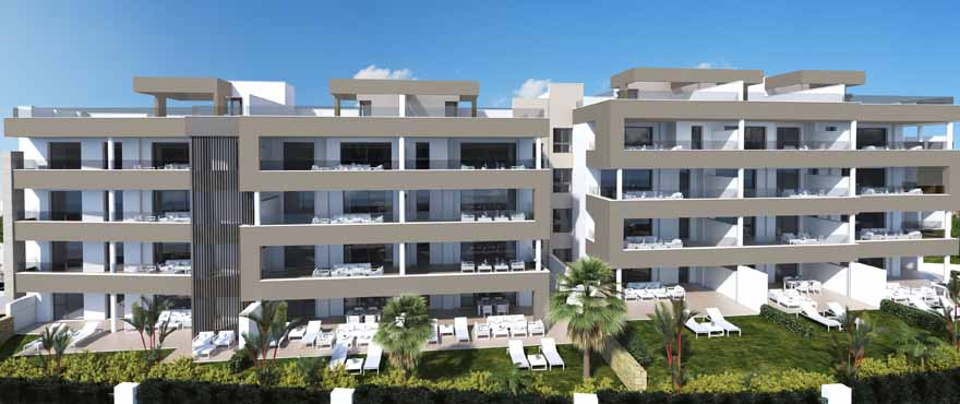 New Apartments in Nueva Andalucía
