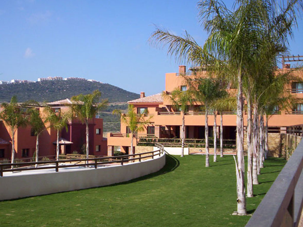 Front line Beach Deluxe Residential Complex in Estepona
