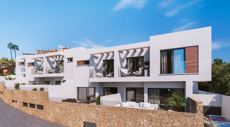 10 Exclusive Houses With Large Terraces On The Ground Floor And High