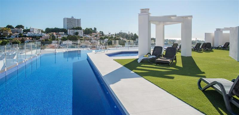 A Newly Built Housing Building in Nueva Andalucía, Marbella with Top Quality Finishes and a Modern Design