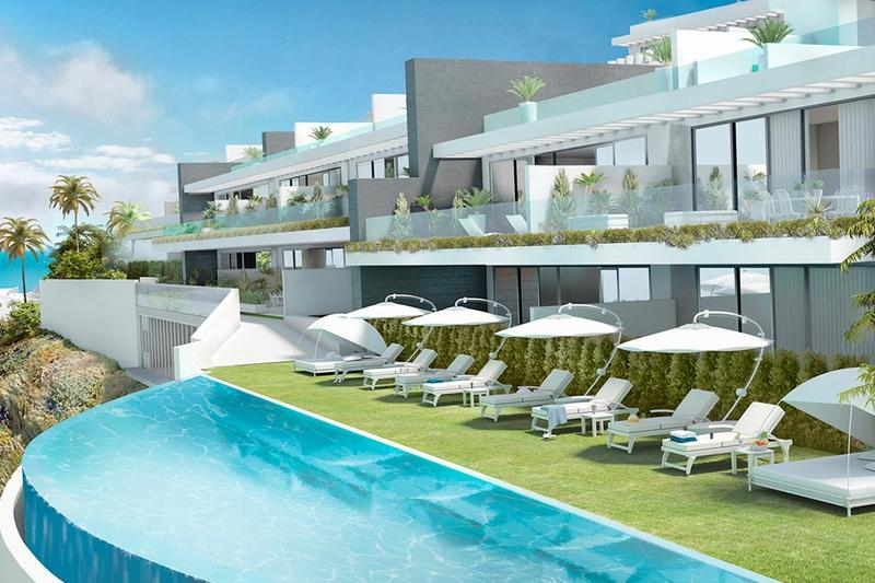 20 Spacious and Bright Garden-Apartments and Penthouses, All Featuring Spectacular Sea Views