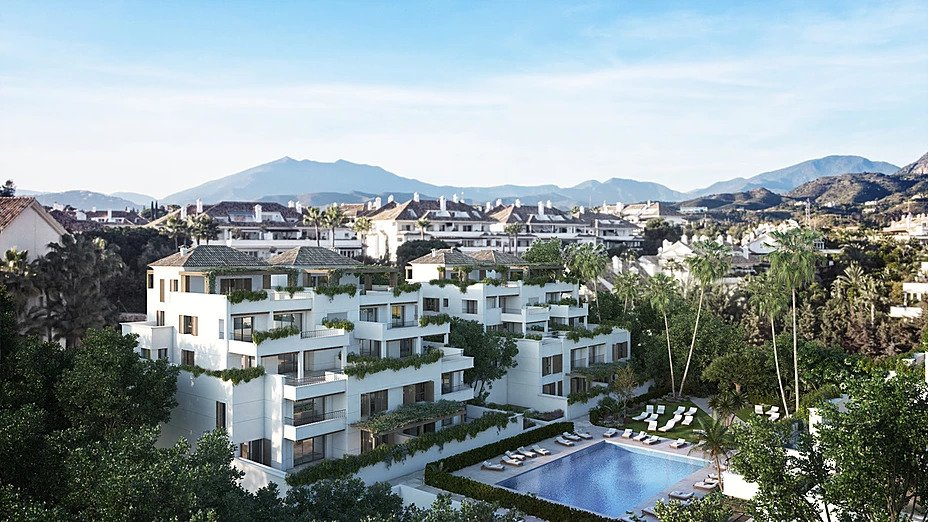 Marbella Luxury Complex Apartments & Penthouses