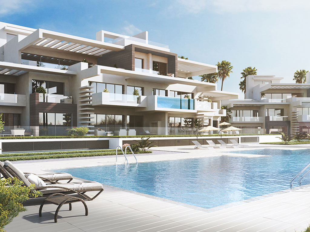 Luxury Apartments in Marbella Golden Mile