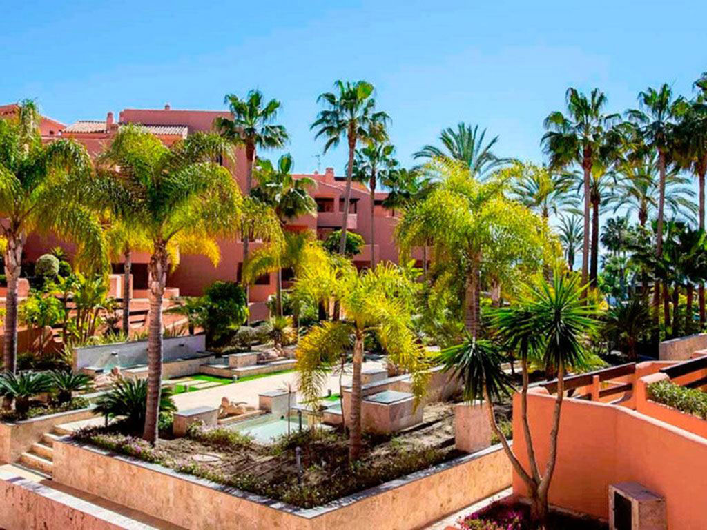 Beach Apartments in the New Golden Mile of Estepona