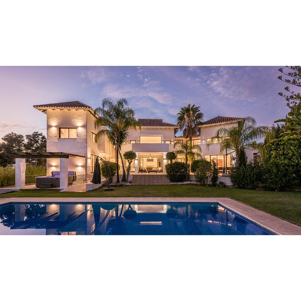 A luxury lifestyle home, ideally positioned within one of the Costa del Sol